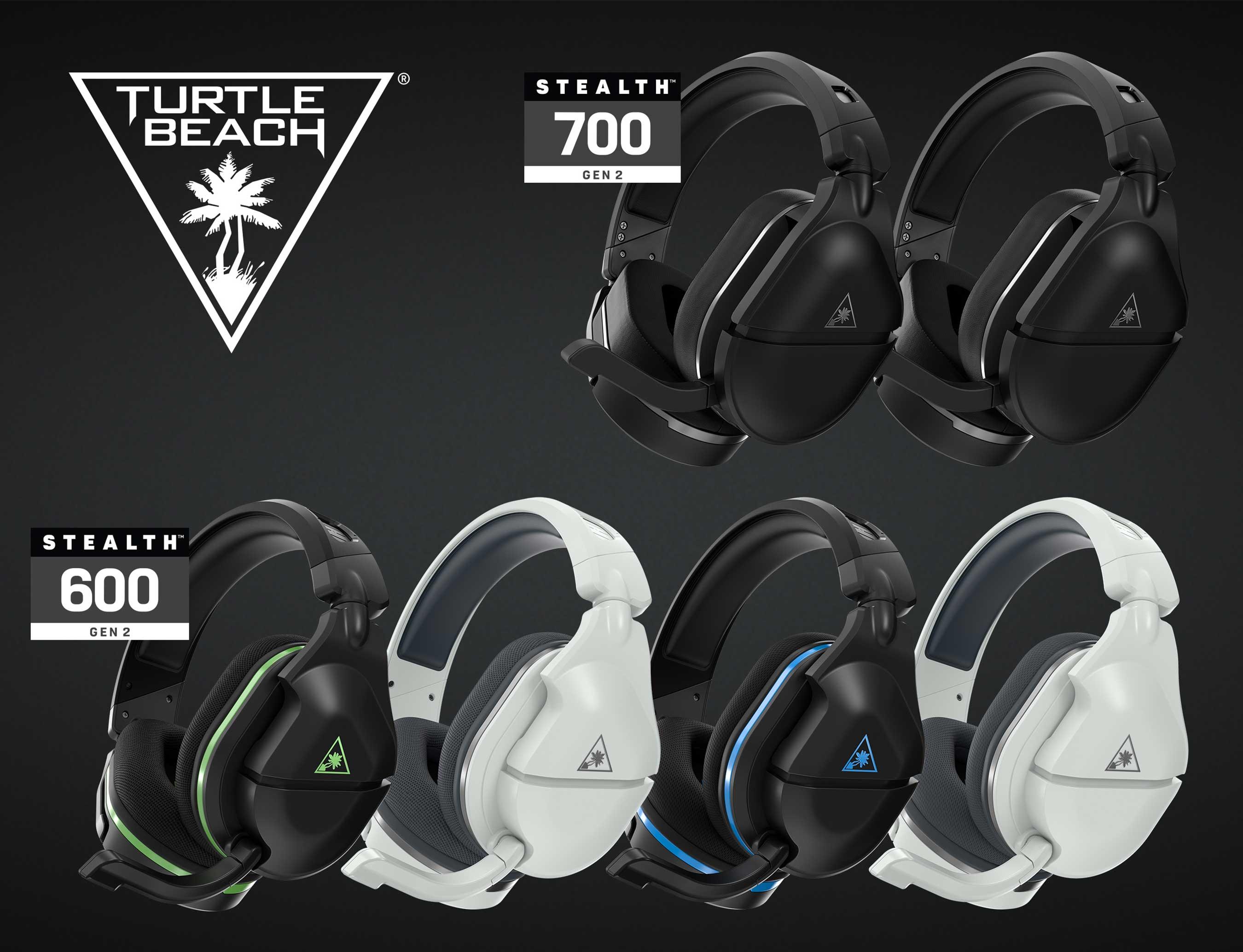 Stealth 600/700 Gen 2s