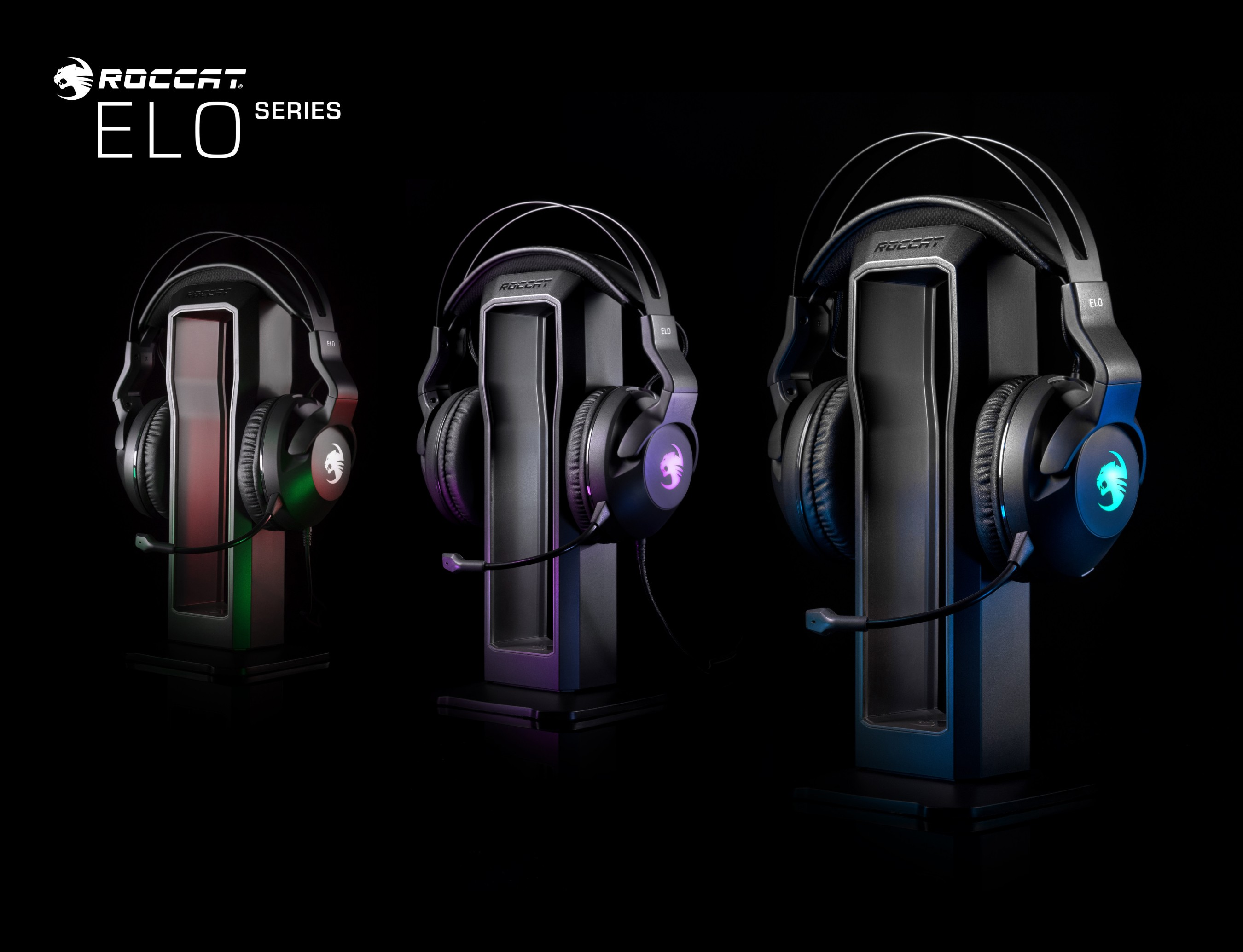 Elo series headsets image