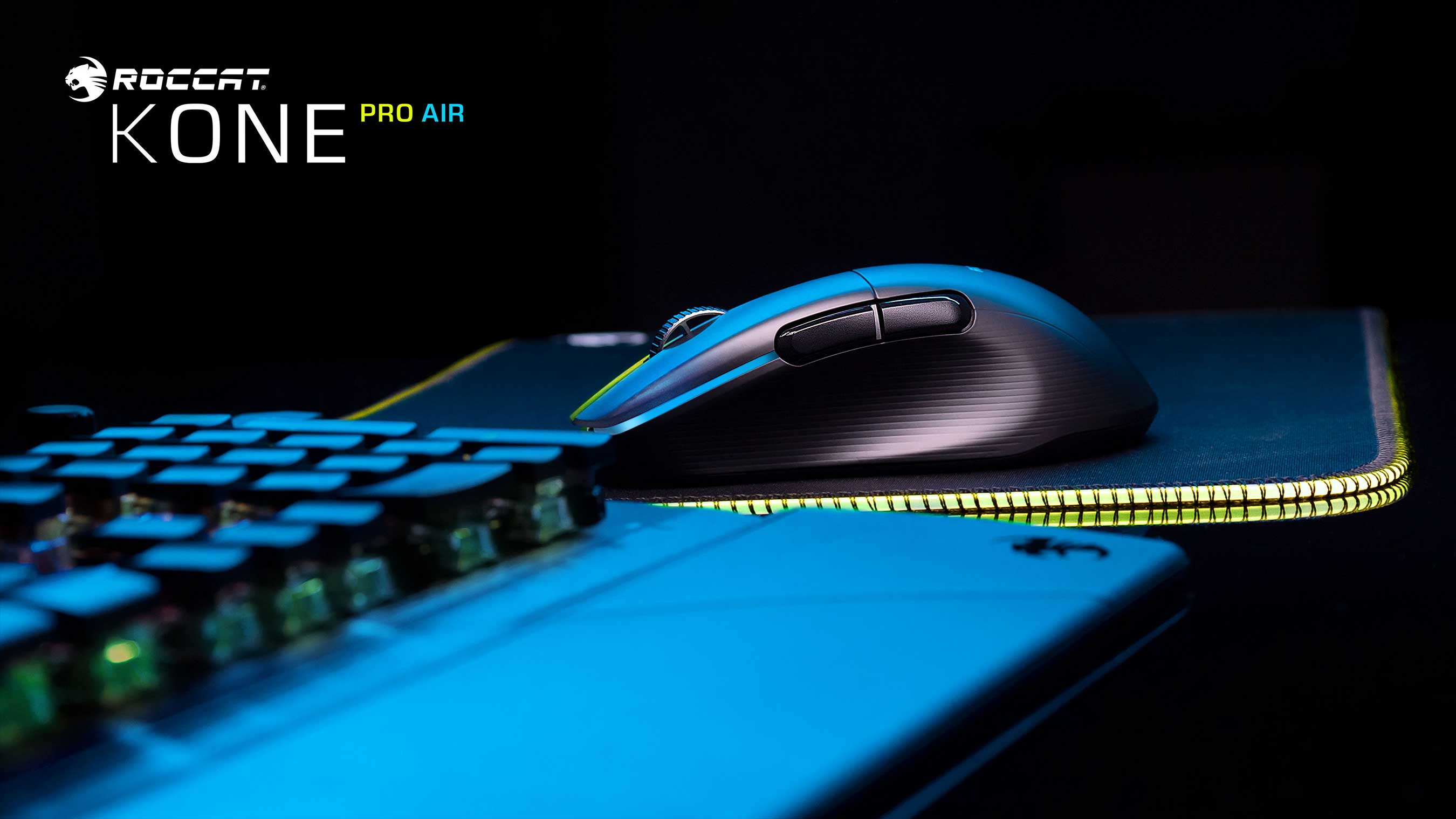 TURTLE BEACH'S AWARD-WINNING ROCCAT PC ACCESSORY BRAND UNVEILS THE ALL-NEW KONE PRO SERIES PC GAMING MICE