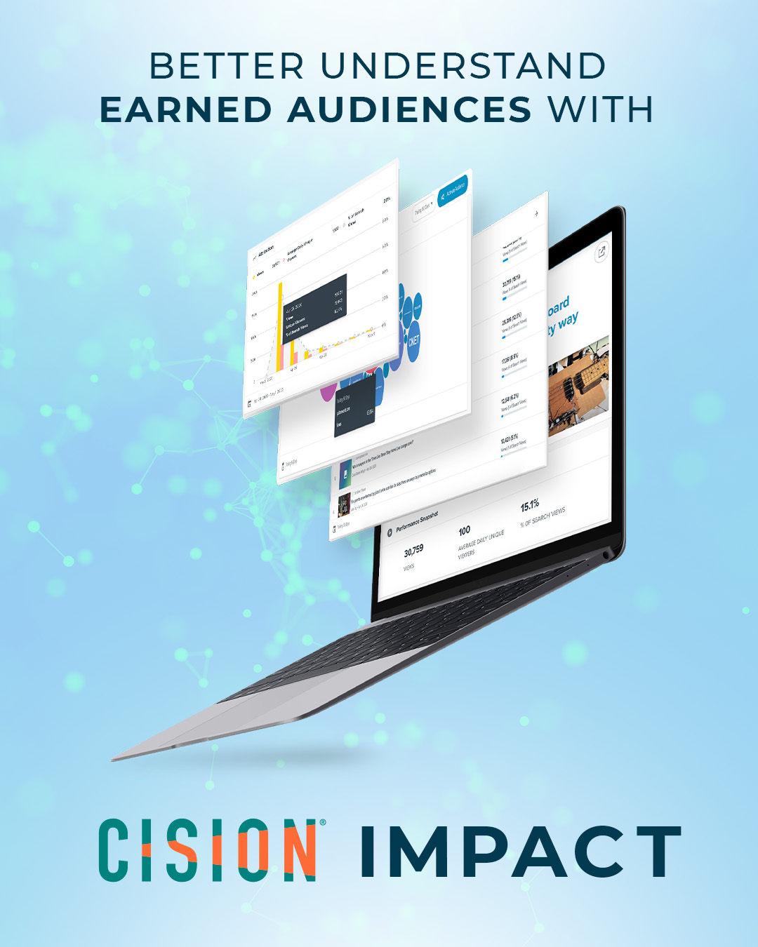 Better Understand Earned Audiences with Cision Impact