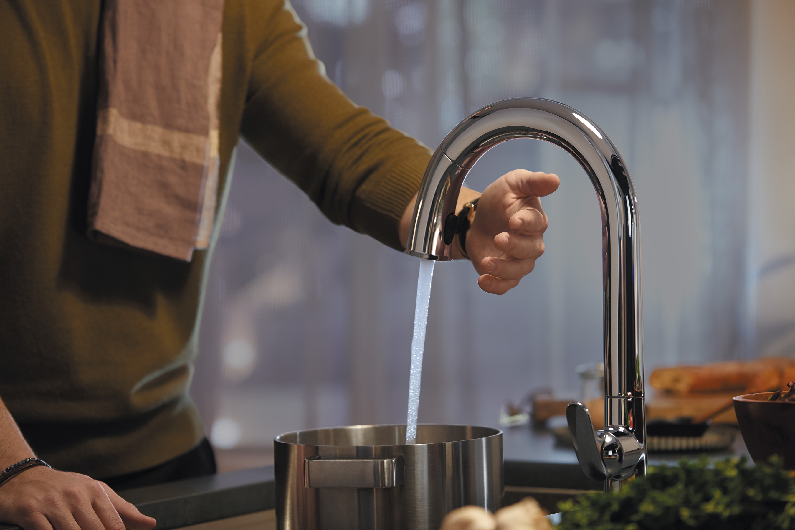 Kohler's Dimensions of Wellbeing Explores Hygiene Within Design