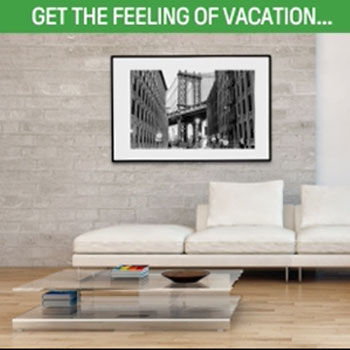 Get the feeling of vacation with Aloha at Home.