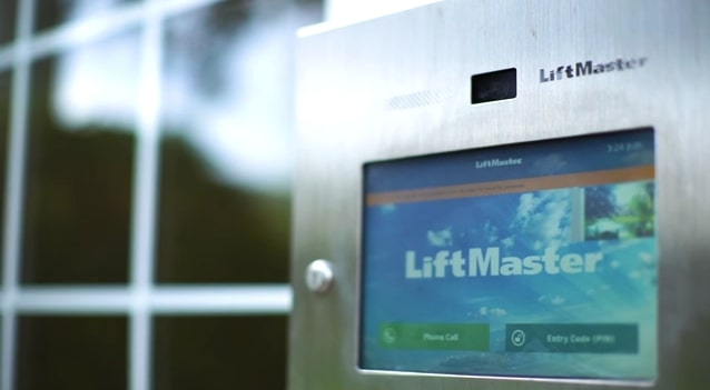LiftMaster Provides A Smarter Way To Secure and Manage Community Access Points with the New CAPXLV Access Control System