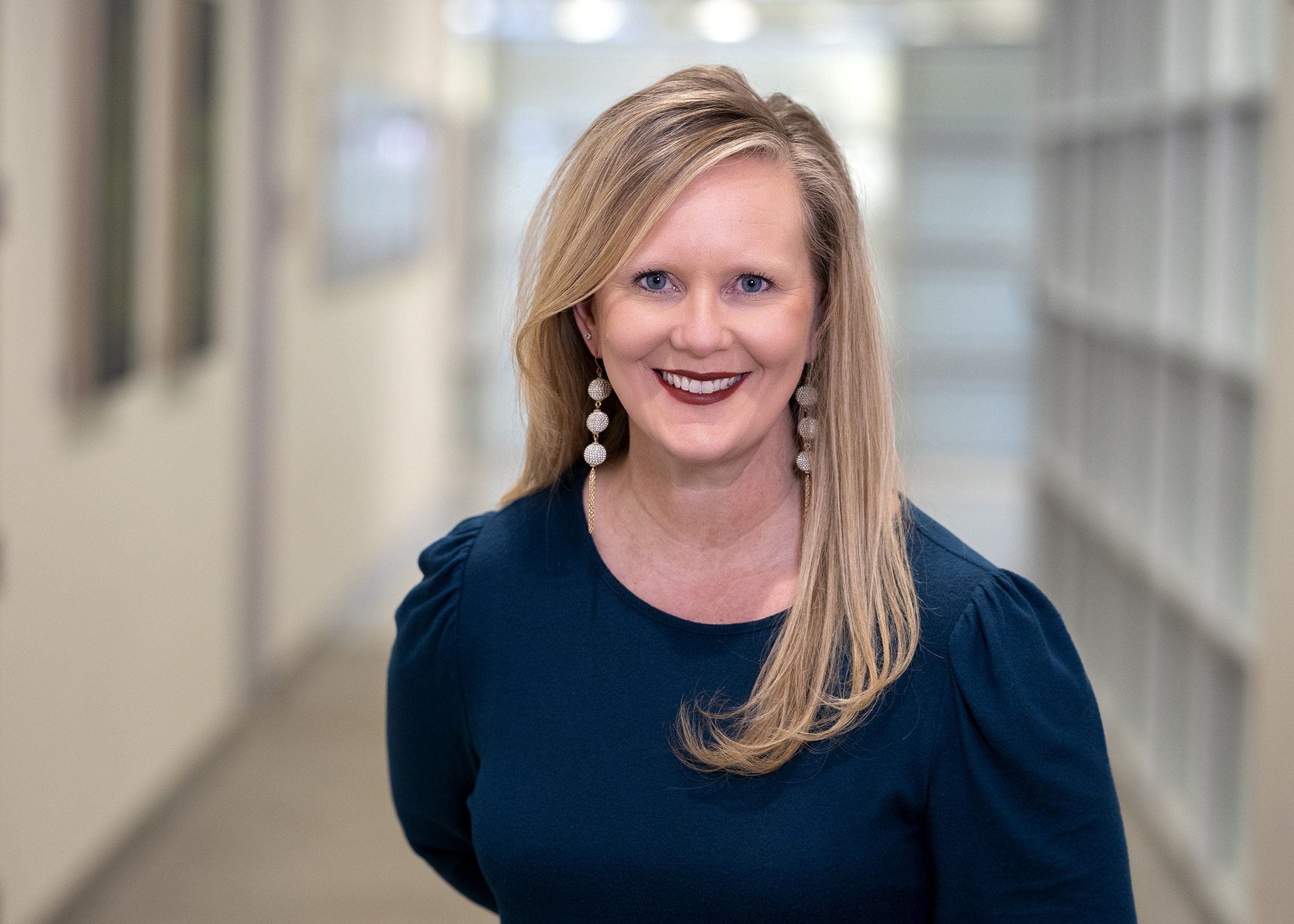 Heather Brandt, Ph.D., is director of the St. Jude HPV Cancer Prevention Program.