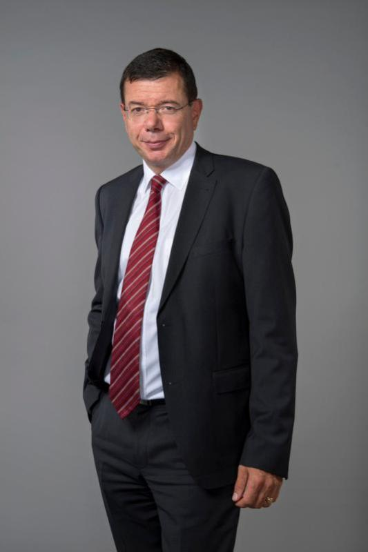 Jean-Baptiste de Chatillon, Executive Vice President, Chief Financial Officer