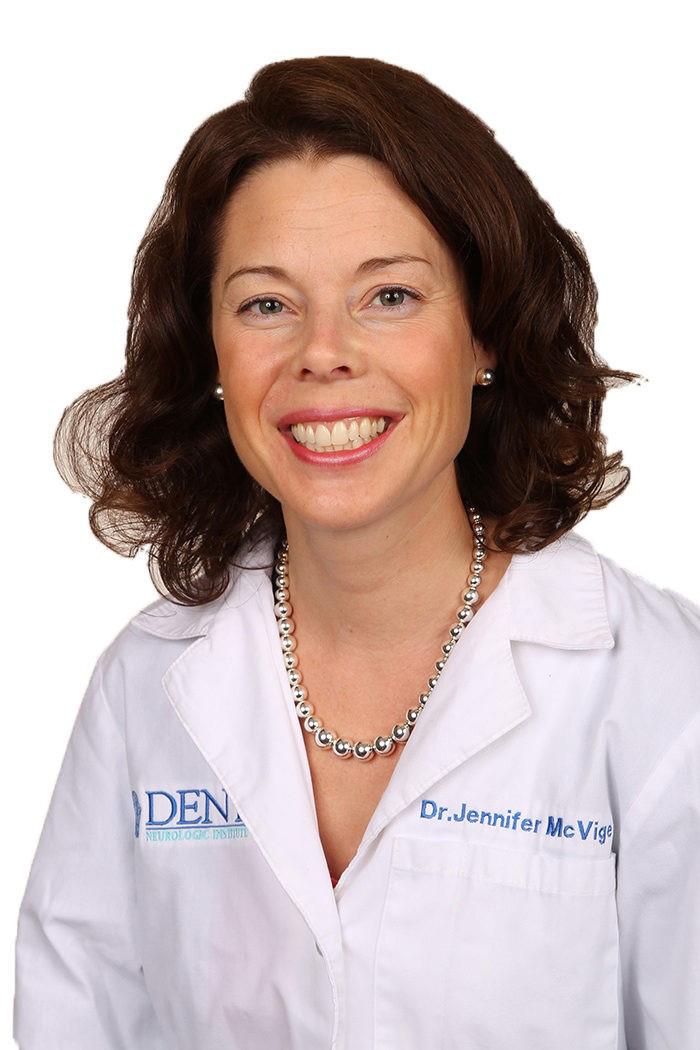 Jennifer McVige, MD, MA
