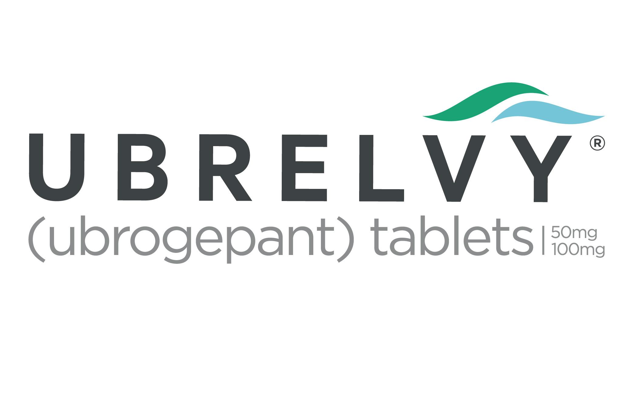 UBRELVY® Logo
