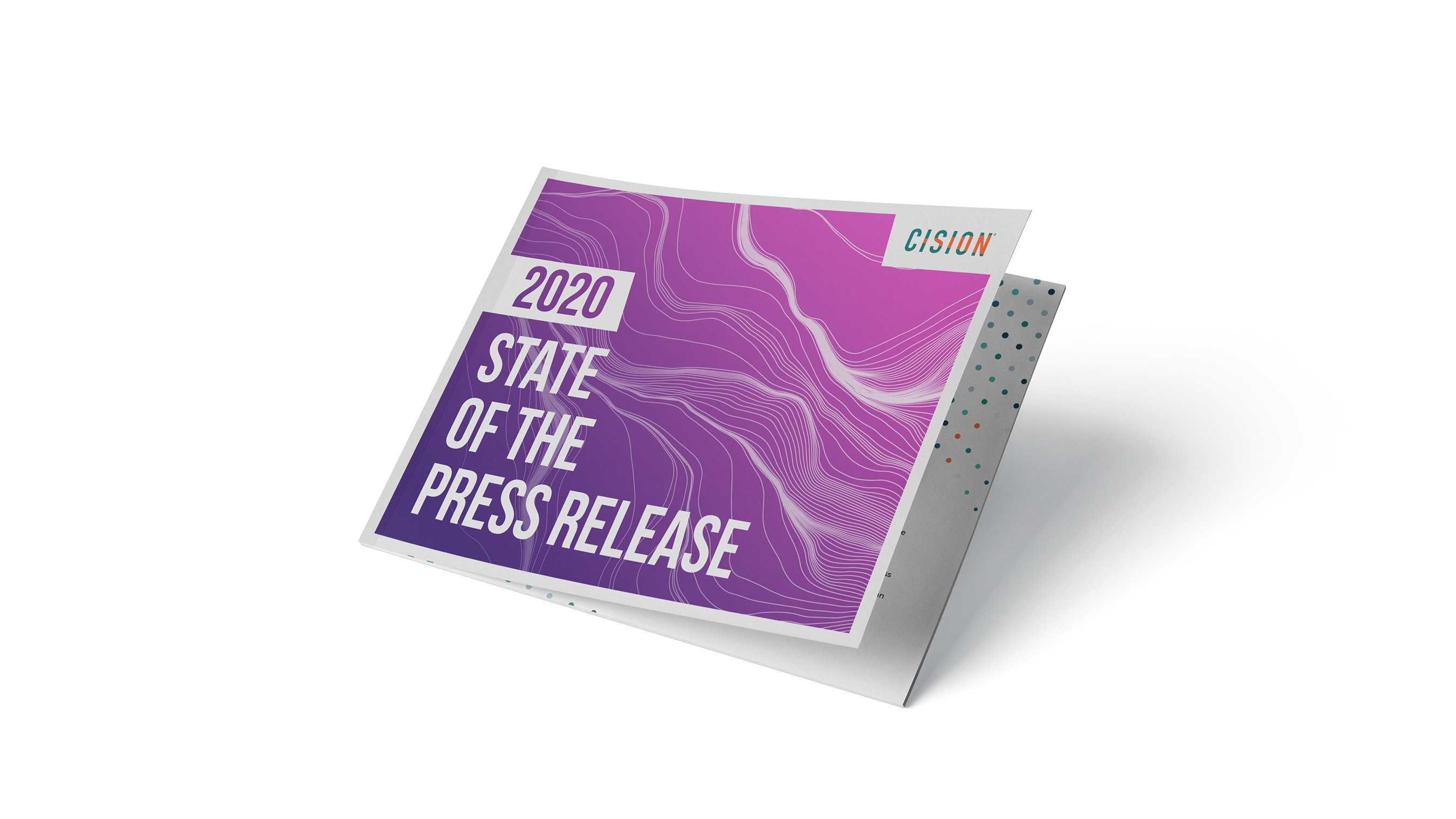 Cision's State of the Press Release Report