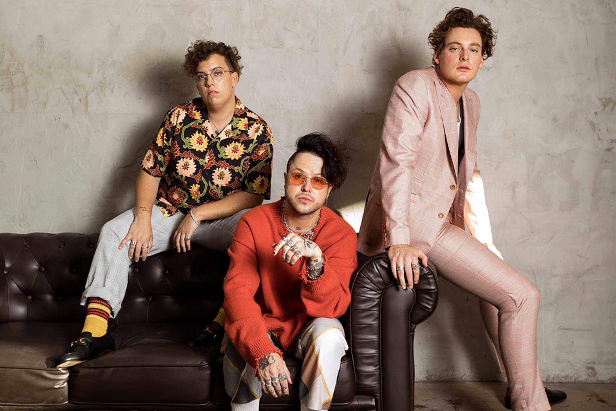 "As summer heats up, home haircutting continues to get cooler with the premiere of ""buzz cut,"" the latest song and video to debut from lovelytheband's sophomore album ""conversations with myself about you,"" releasing on Aug. 28, 2020."