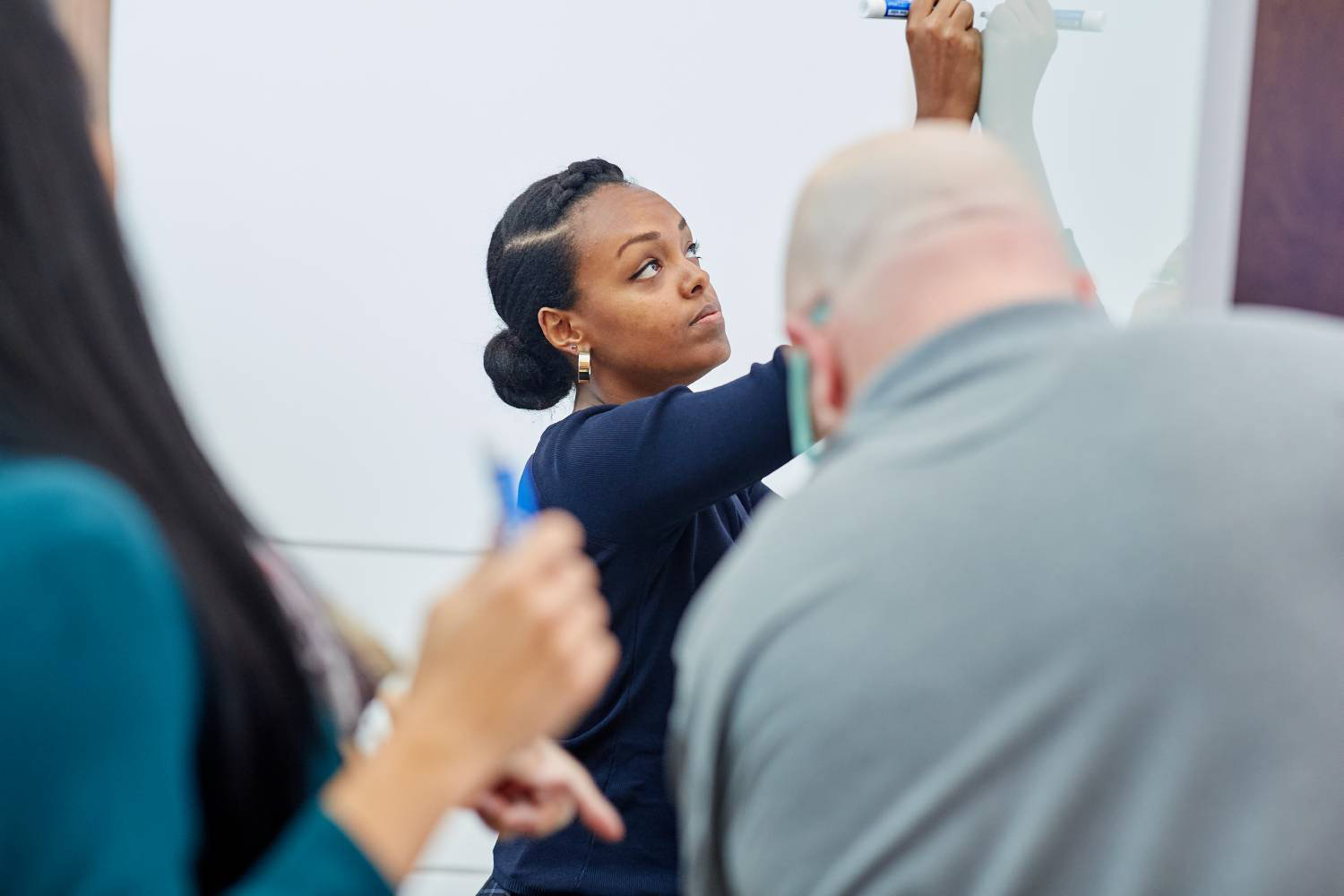 Applying analytics to help tackle racial disparity, members of the Black Initiatives Group, a diversity and inclusion initiative at SAS, jumped at the chance to help close the widening racial wealth gap.