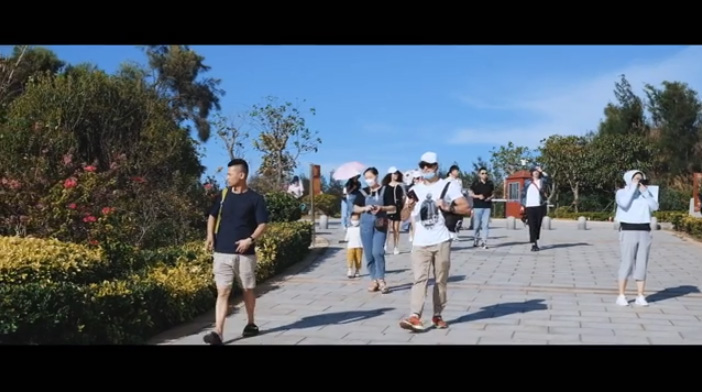 Self-driving tour in Pingtan midsummer