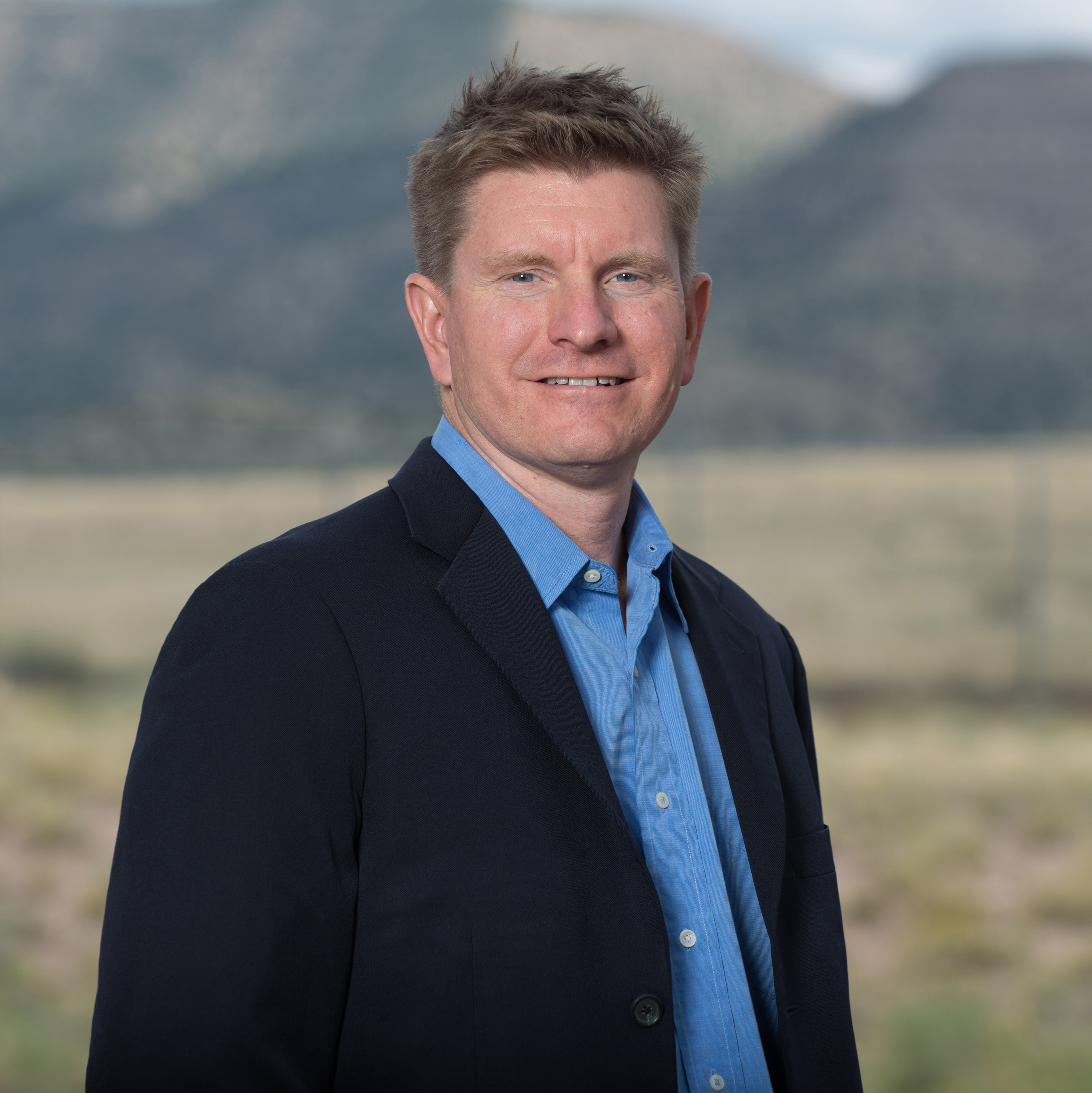 Dr. Ted Barrett