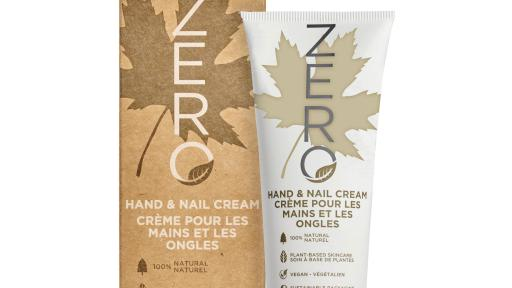 The ZERO Hand & Nail Cream is a luxurious 100% natural, vegan formula enriched with Sweet Almond Oil, Coconut Oil, Sacha Inchi Seed Oil and Shea Butter to help heal dry hands and maintain soft skin.