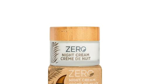 The ZERO Night Cream is a powerful 100% natural, vegan formula deigned to rejuvenate skin overnight, enriched with naturally healing Shea Butter and regenerating Green Tea extract.