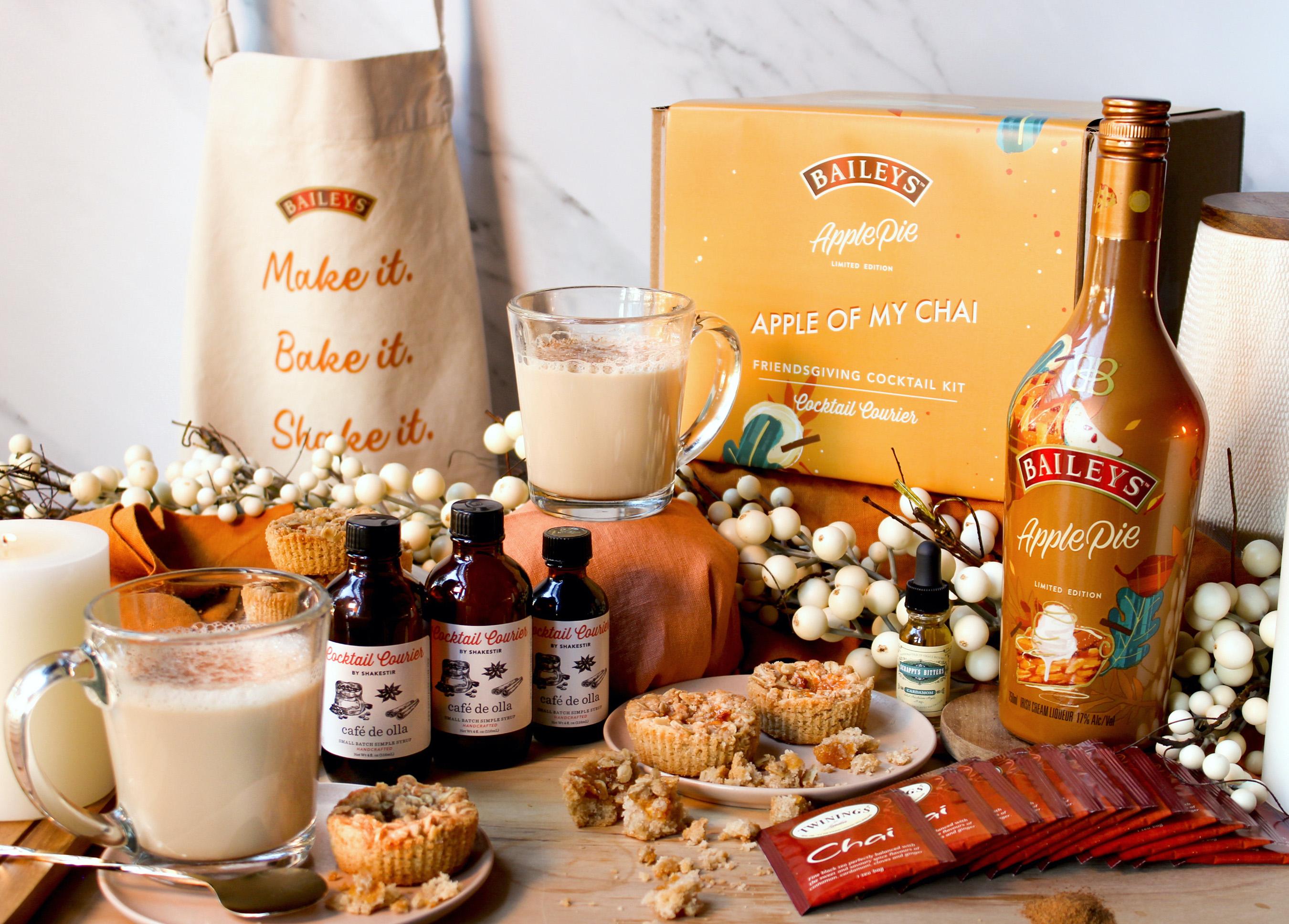 Baileys Apple Pie Friendsgiving Kit