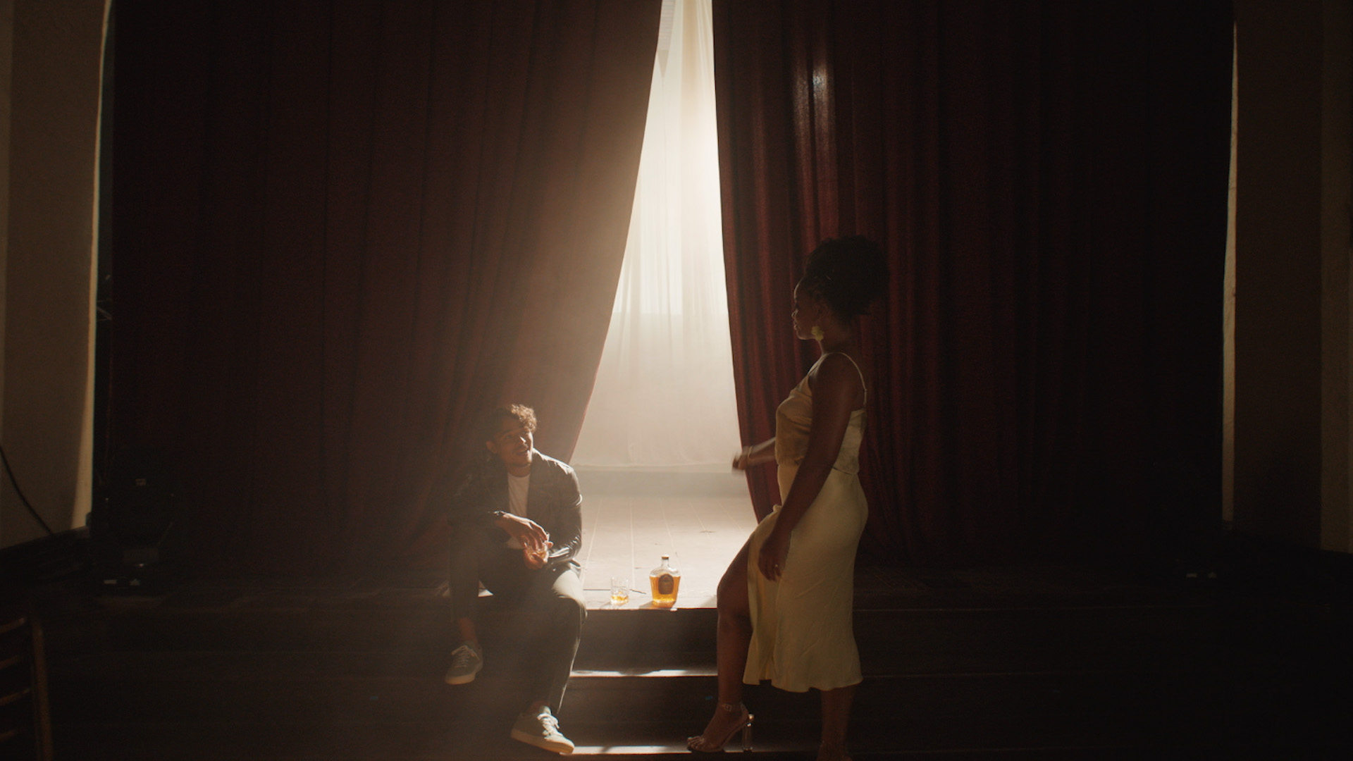 Crown Royal teamed up with renowned artists Ari Lennox and Anthony Ramos to reimagine the iconic song,