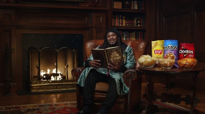 Moving Computer Phone Commercial Christmas 2020 Frito Lay Headlines Return To NFL Kickoff With Star Studded