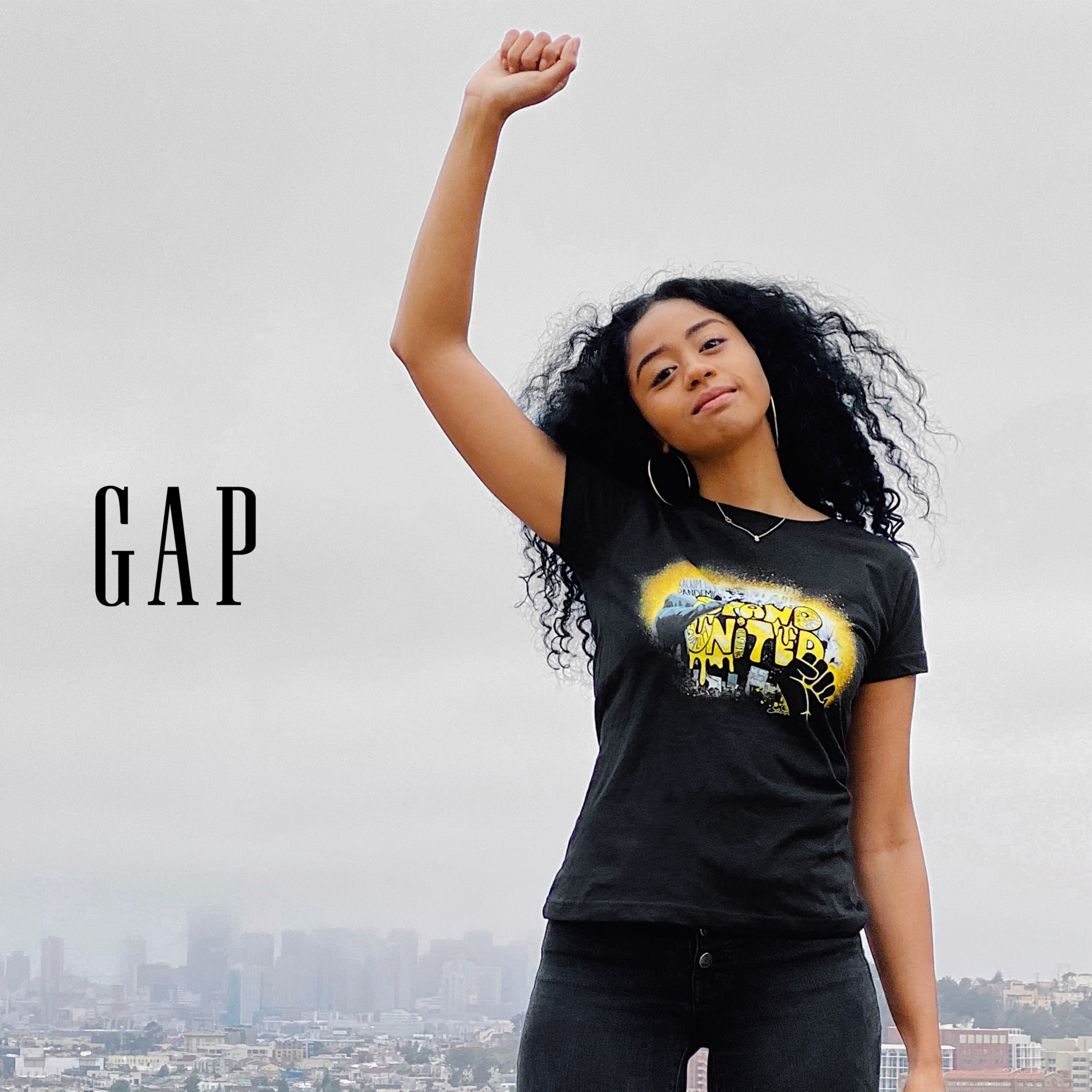 Stephennie Factor, Artist and member of Gap Inc.'s African American Networking Group