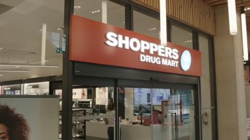 Play Video: B-roll of Shoppers Drug Mart