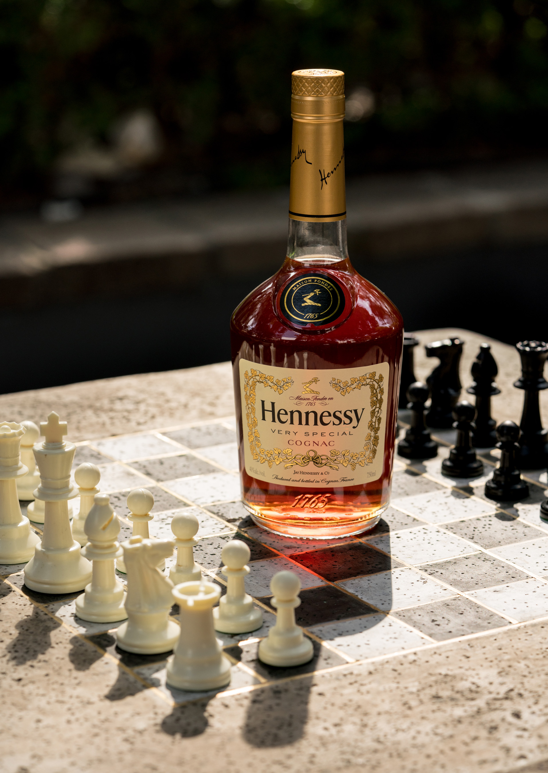 """Hennessy debuts the next iteration of its V.S """"Wild Rabbit"""" campaign with a 'Never stop. Never settle."""" story of mental and intellectual greatness."""