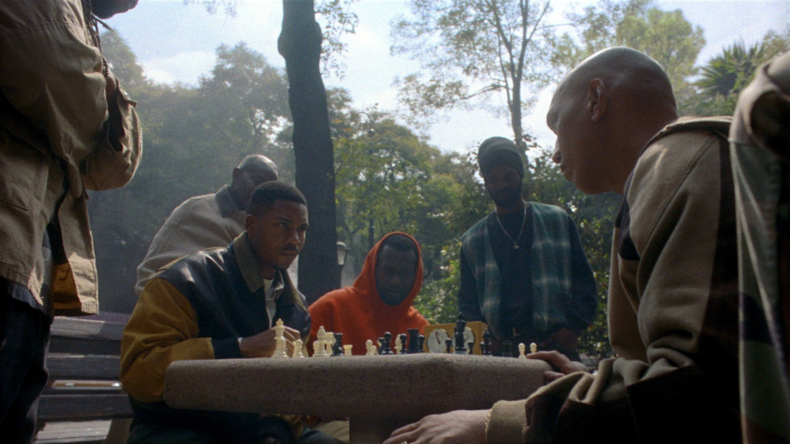 Maurice studied chess under the tutelage of NYC's 'Black Bear School of Chess', a group of accomplished local players who congregated in Prospect Park in the 1990s.