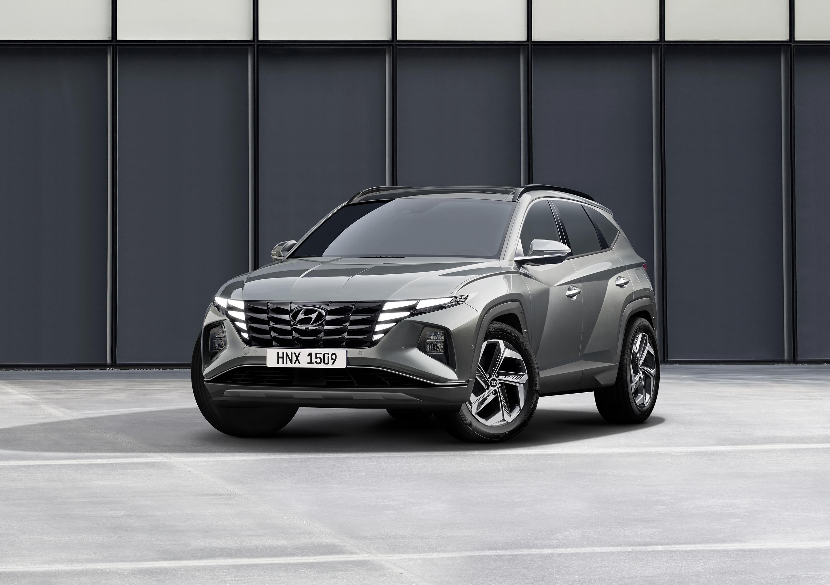 Hyundai Motor Company today launched the all-new Hyundai Tucson