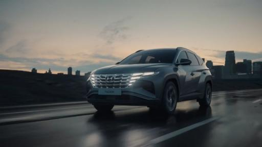Play Video: Hyundai Motor Company today launched the all-new Hyundai Tucson
