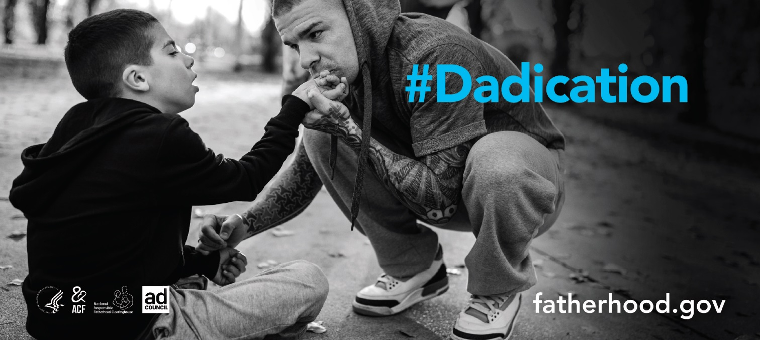 #Dadication: Kneel Billboard