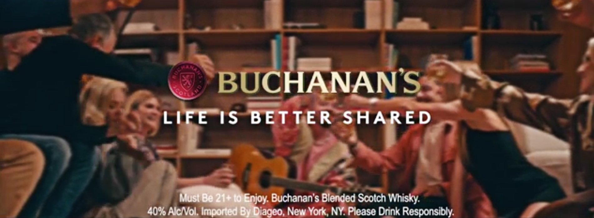 Buchanan's Blended Scotch Whisky Introduces New 'Life Is Better Shared' Campaign, To Uplift Communities In Need This Holiday Season