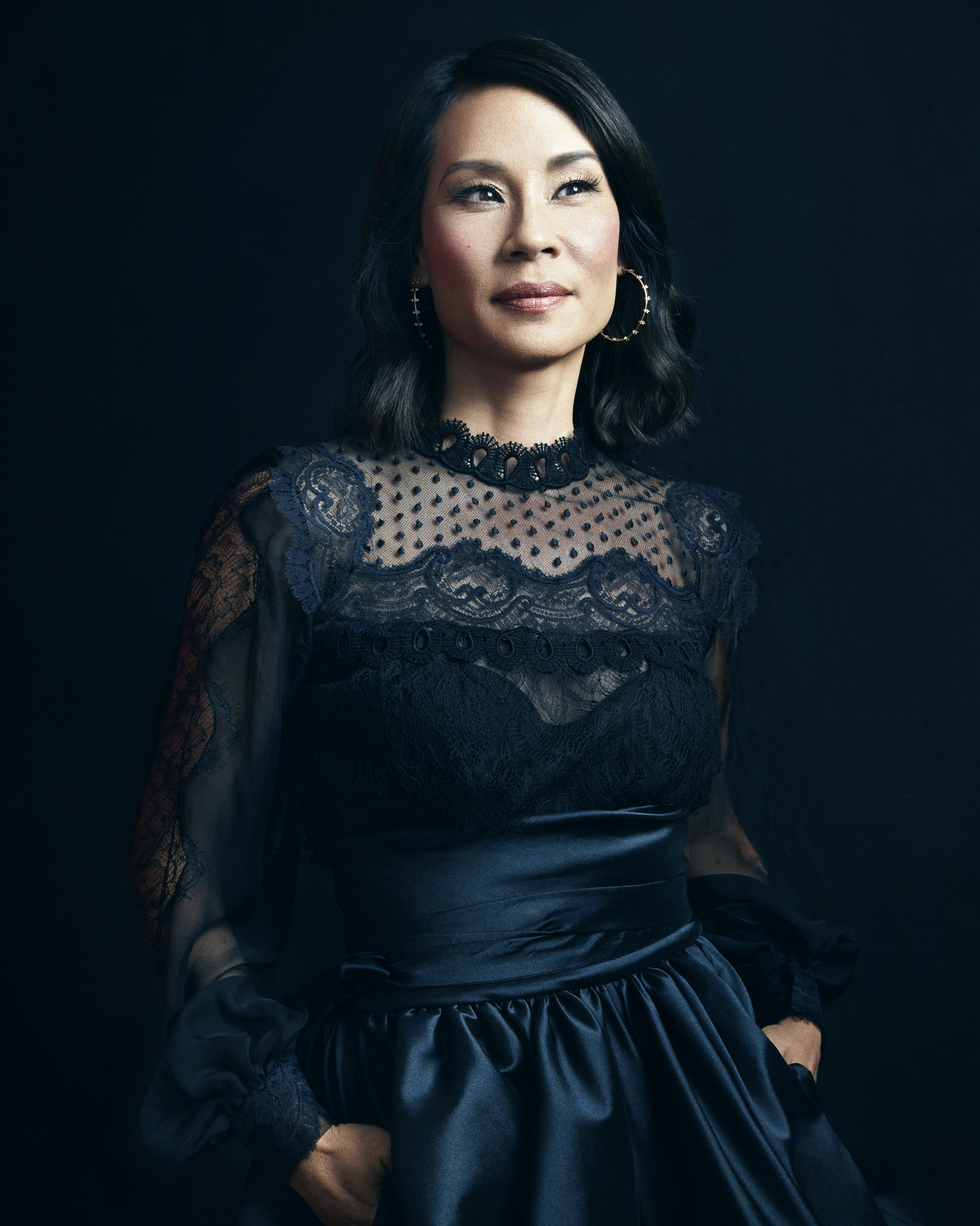 Lucy Liu teams up with Jane Walker by Johnnie Walker for First Women campaign celebrating and inspiring women breaking boundaries.