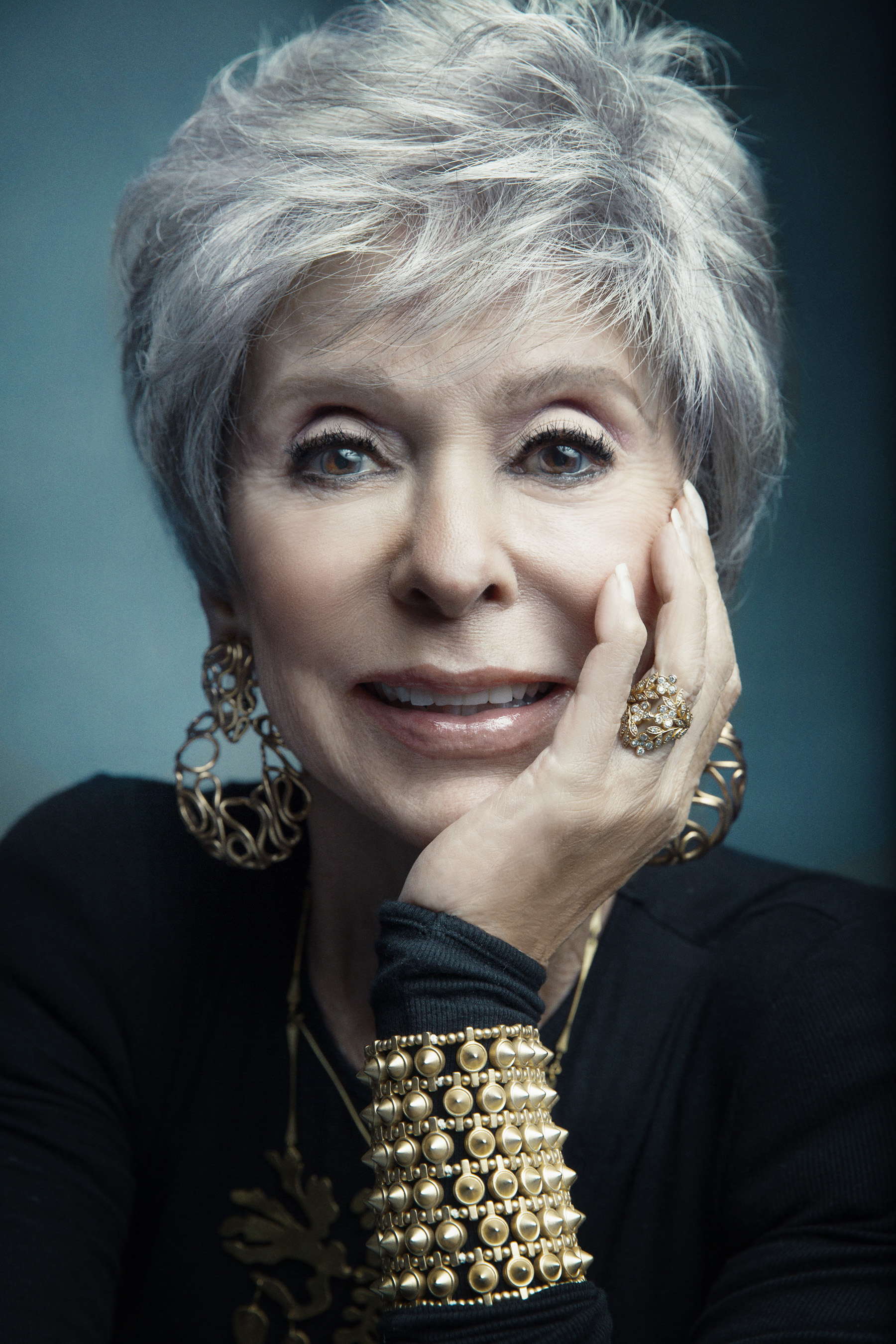 Rita Moreno teams up with Jane Walker by Johnnie Walker for First Women campaign celebrating and inspiring women breaking boundaries.