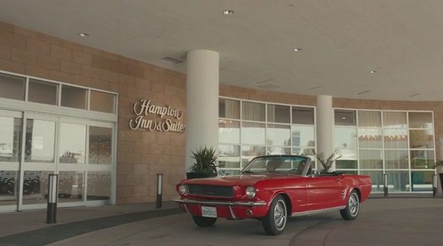 Leap into New Memories with Hilton TV spot.