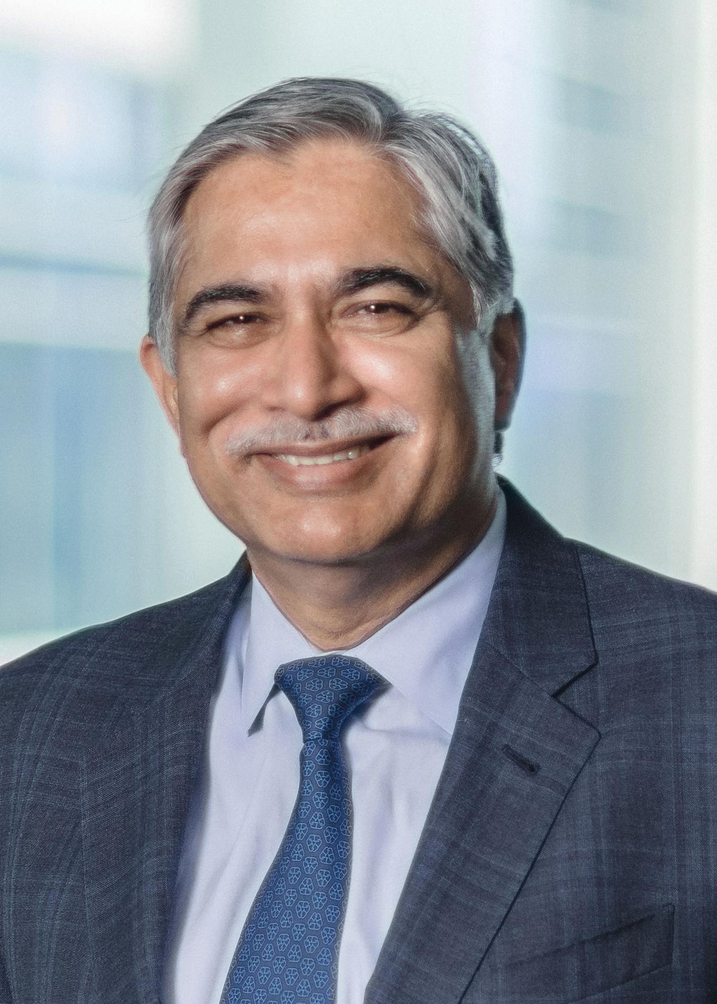 Rajiv Malik, President