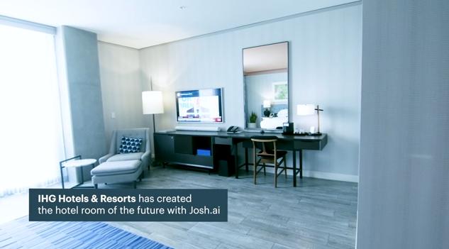 Clever Digs: IHG Hotels & Resorts and Josh.ai create hotel...