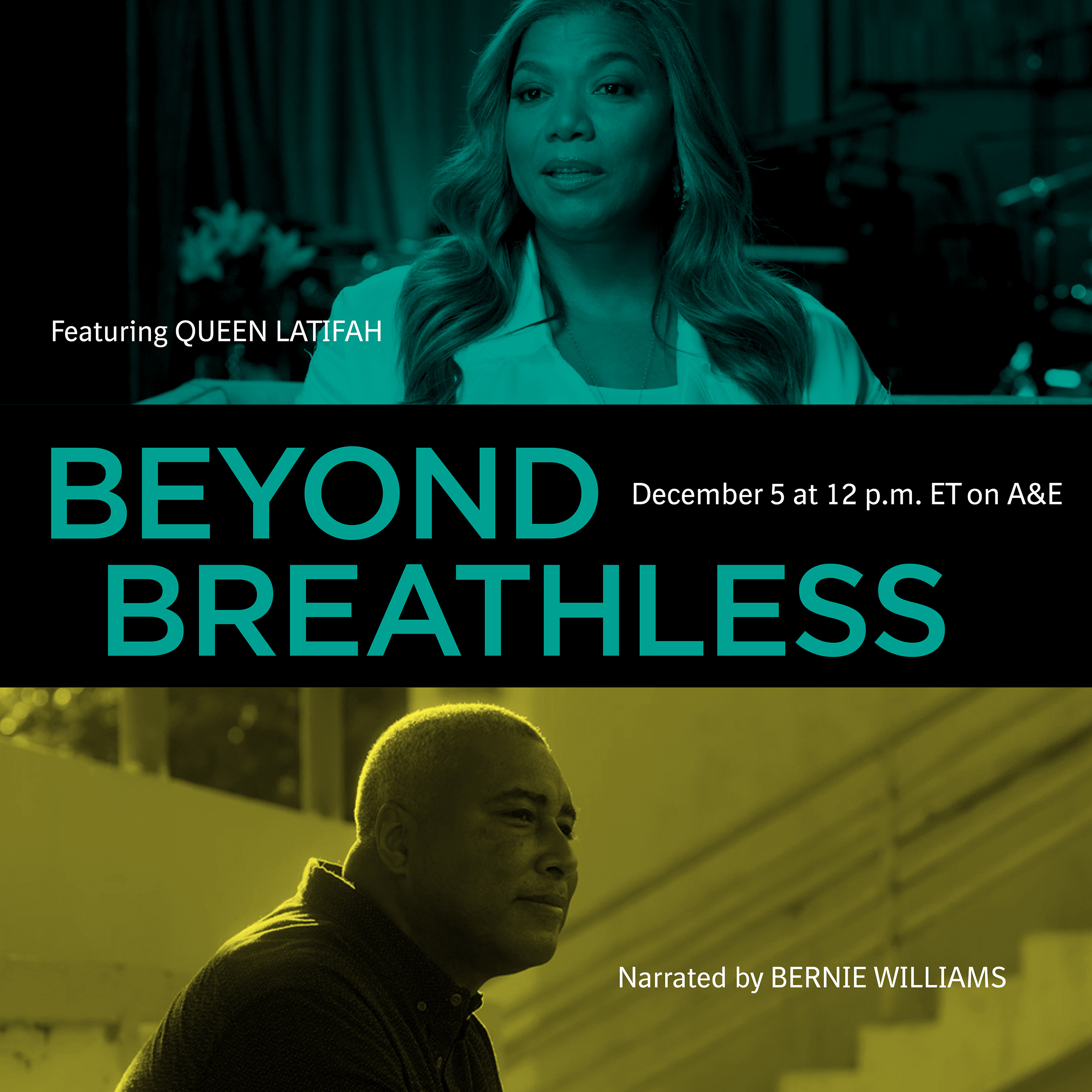 """Beyond Breathless"" on A&E"