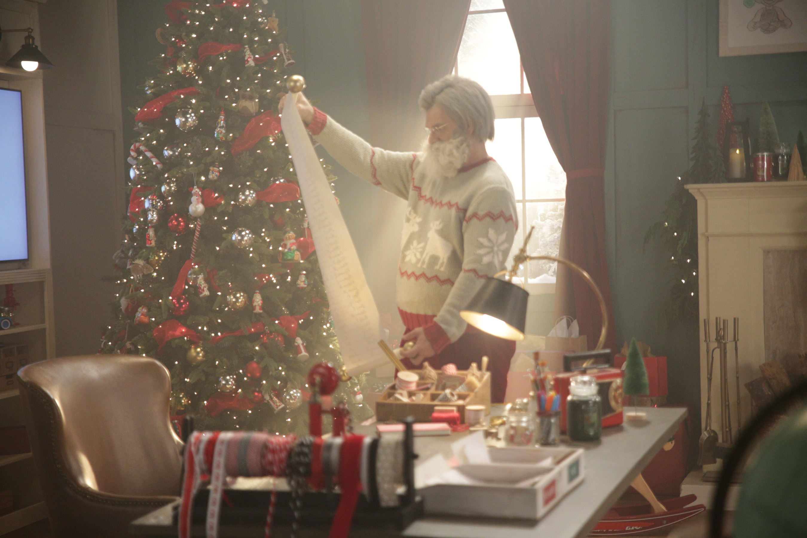 Yankee Candle Spreads Holiday Cheer with One-of-A-Kind Access to Santa's Office This Season