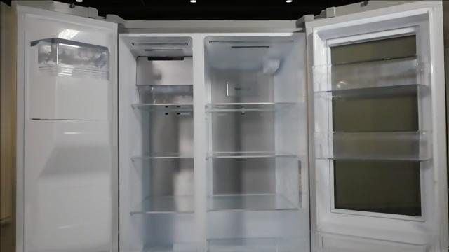 InstaView® Door-in-Door® Refrigerator with UVnano™ B-roll