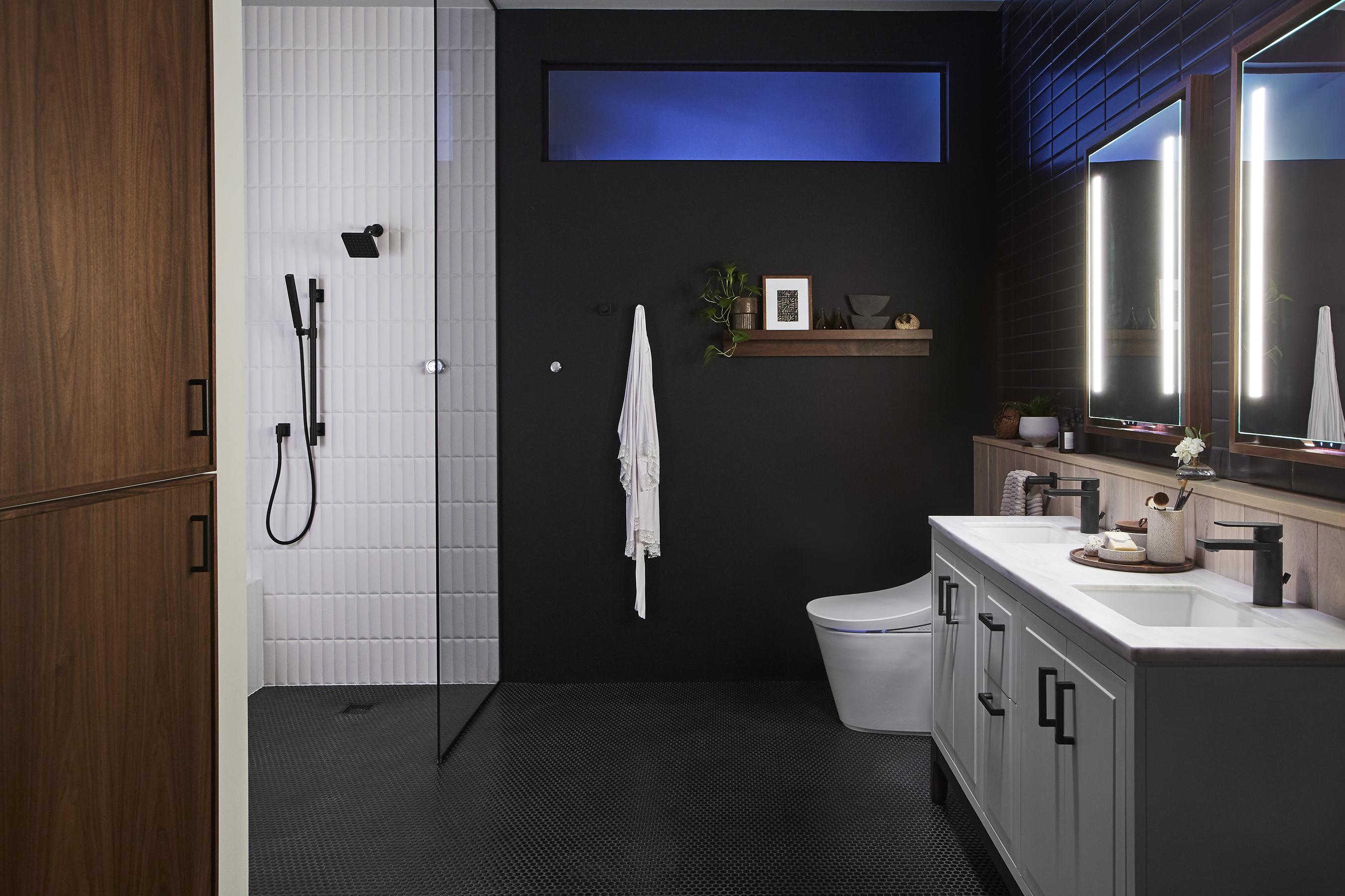 KOHLER Smart Bathroom
