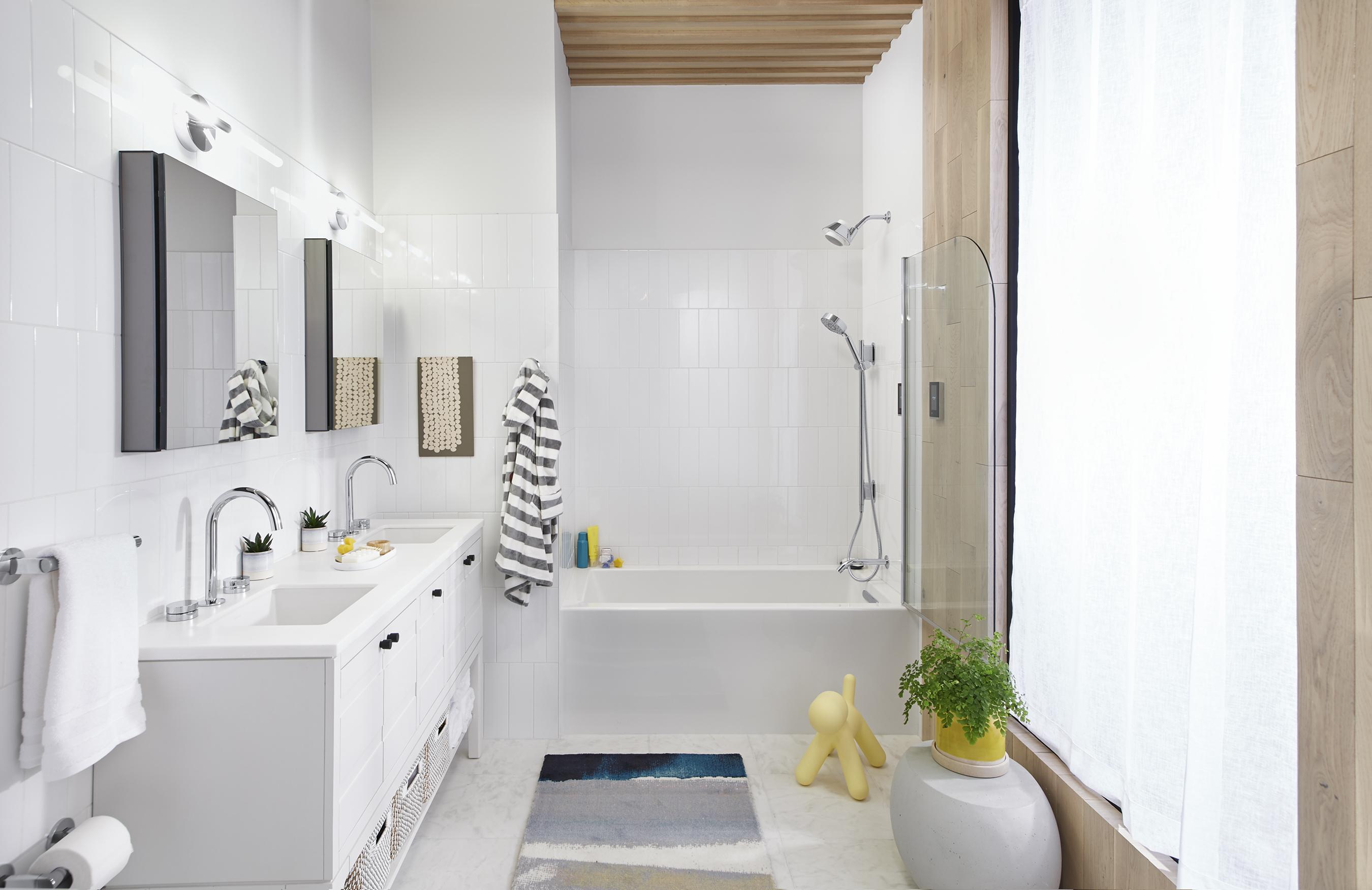 KOHLER Touchless Bathroom