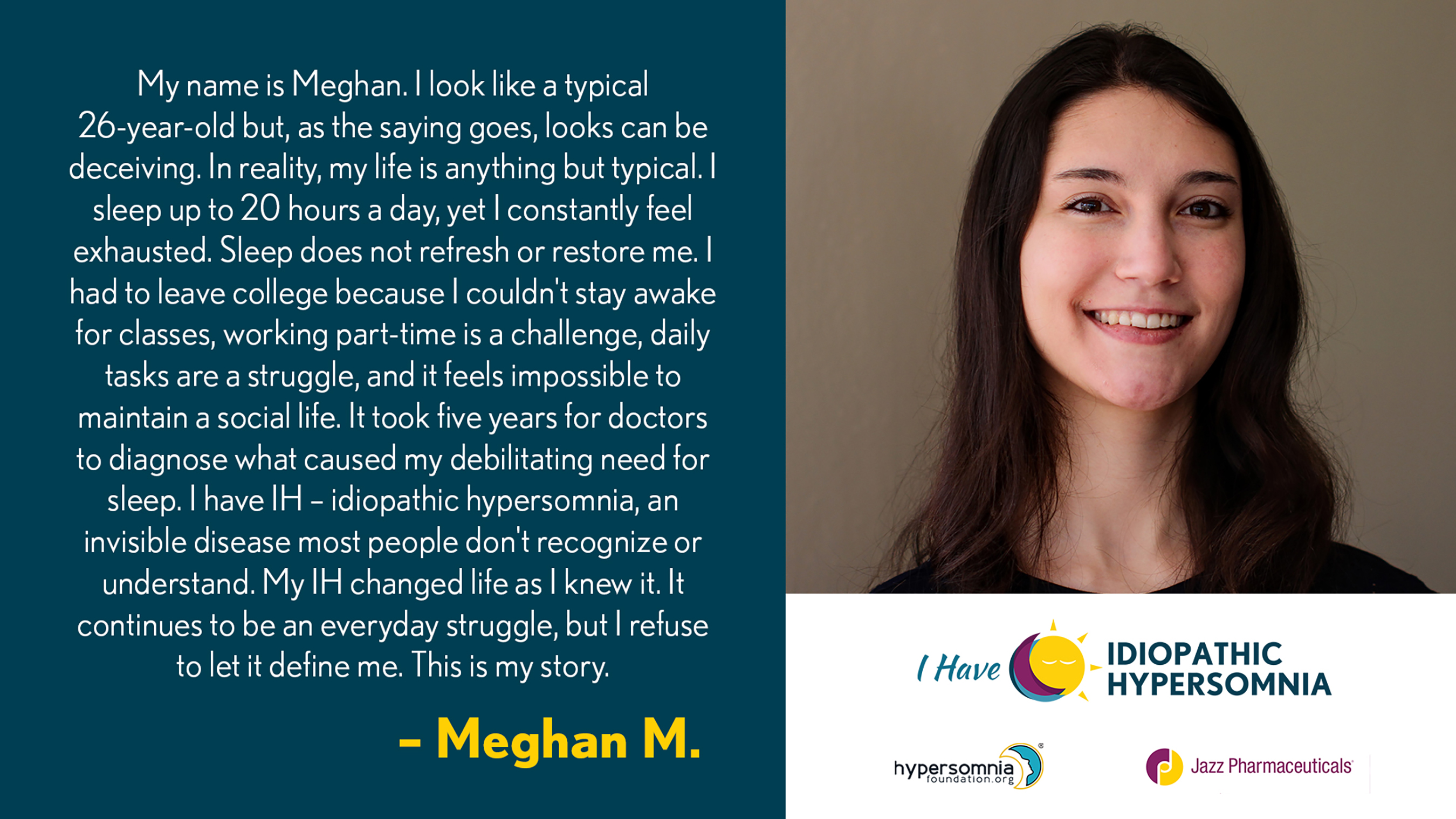 Meghan M. Patient Profile
