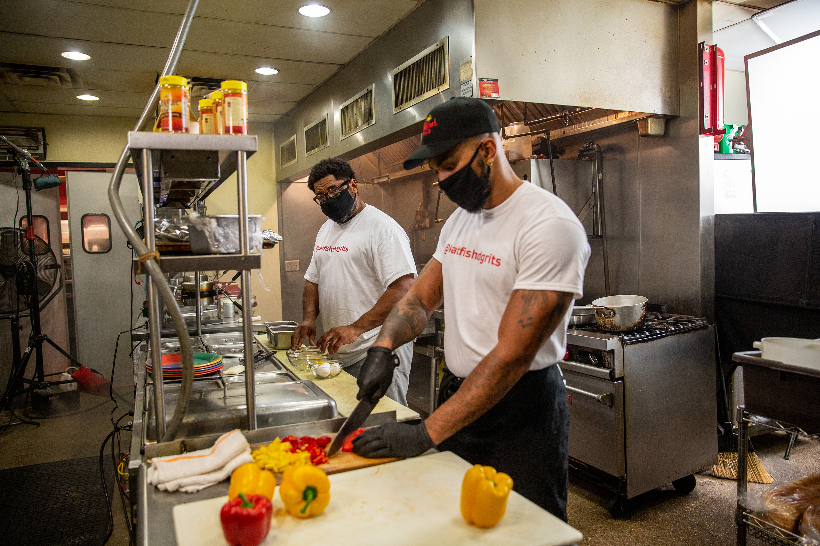 The Pepsi Dig In multi-faceted platform aims to generate at least $100 million in sales for Black-owned restaurants over the next five years.