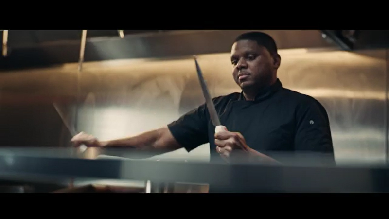 Pepsi introduced Dig In with a national ad spot on NFL Network Media featuring a symphony of standout Black-owned restaurants from four cities.