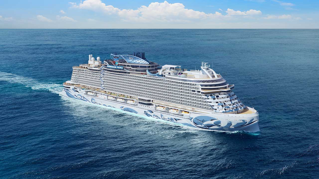 Norwegian Cruise Line unveils the show-stopping entertainment and recreational experiences of its newest ground-breaking ship Norwegian Prima debuting in August 2022.