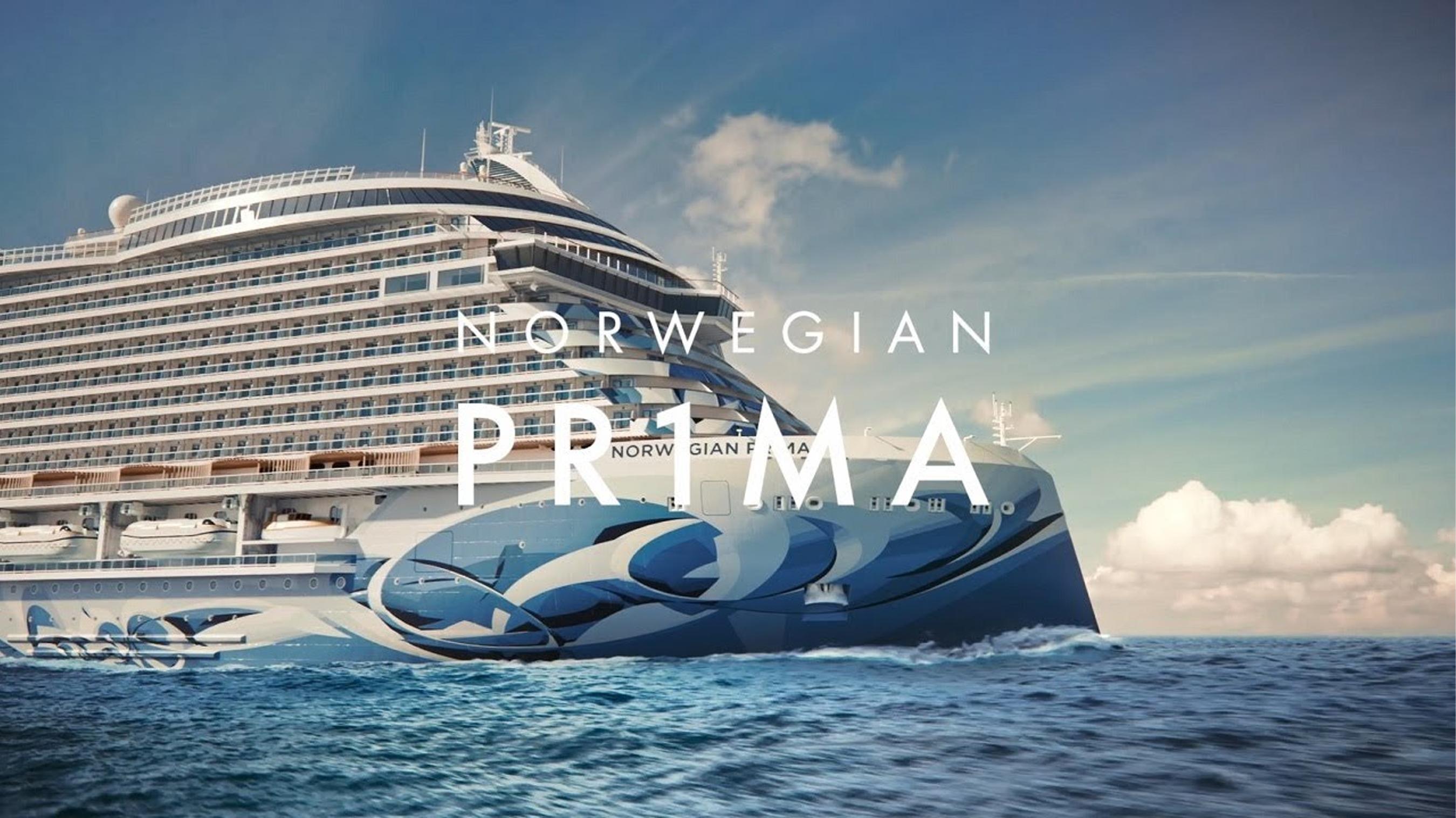 Norwegian Cruise Line's Norwegian Prima Debuts Interactive...