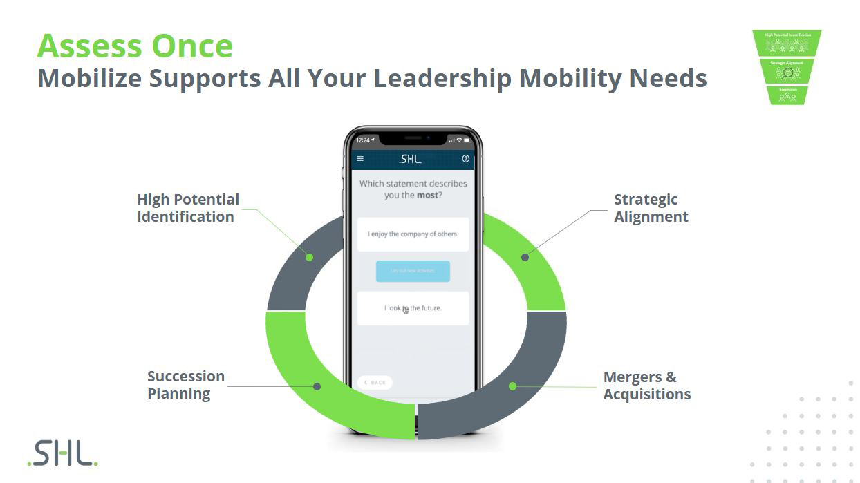 SHL's Mobilize Transforms Talent Mobility Forever with the Power of Context