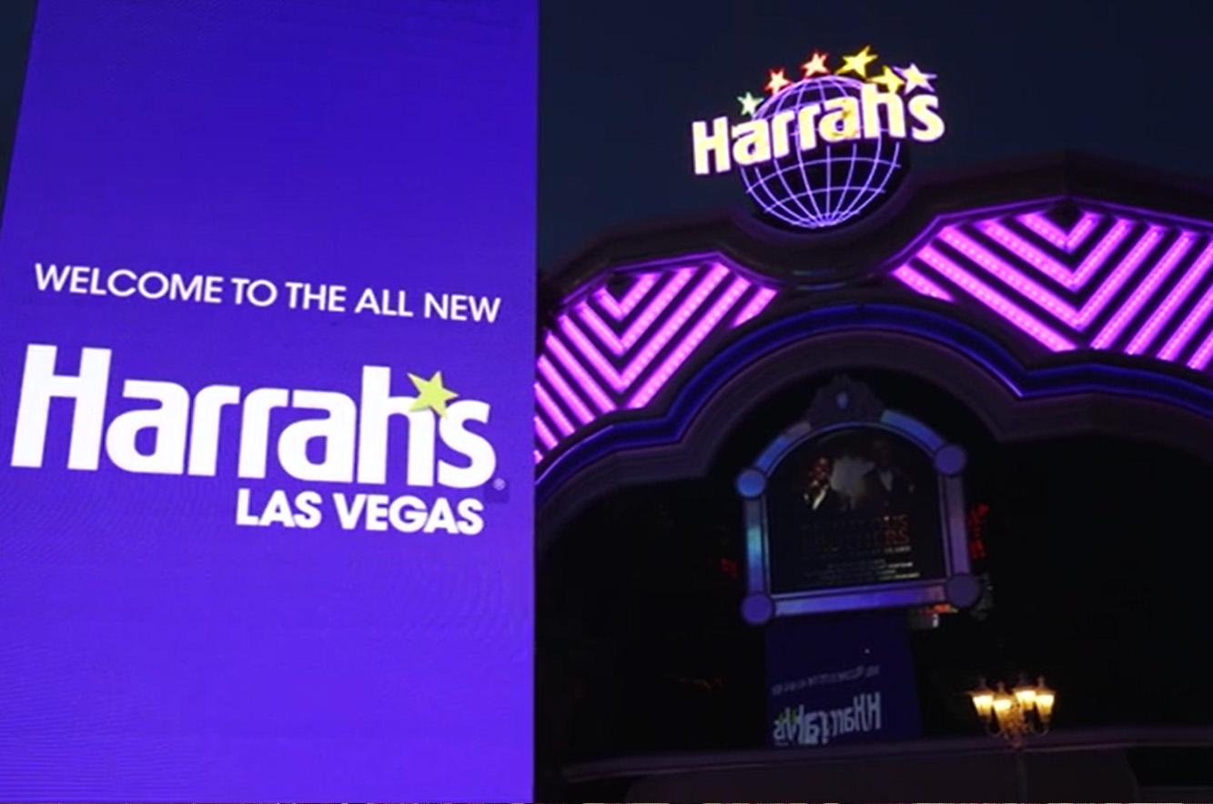 Harrah's Las Vegas Unveils a $200 Million Renovation, Including...