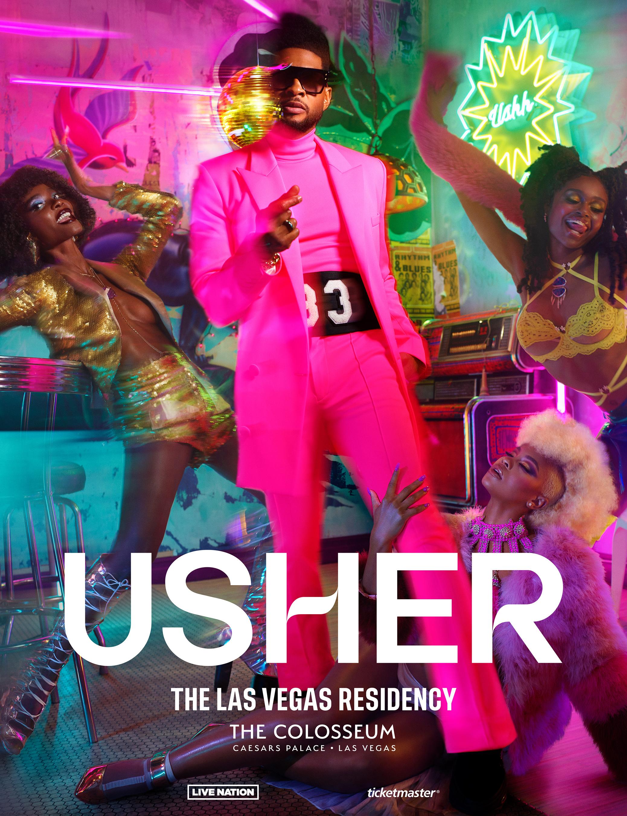 USHER - THE LAS VEGAS RESIDENCY