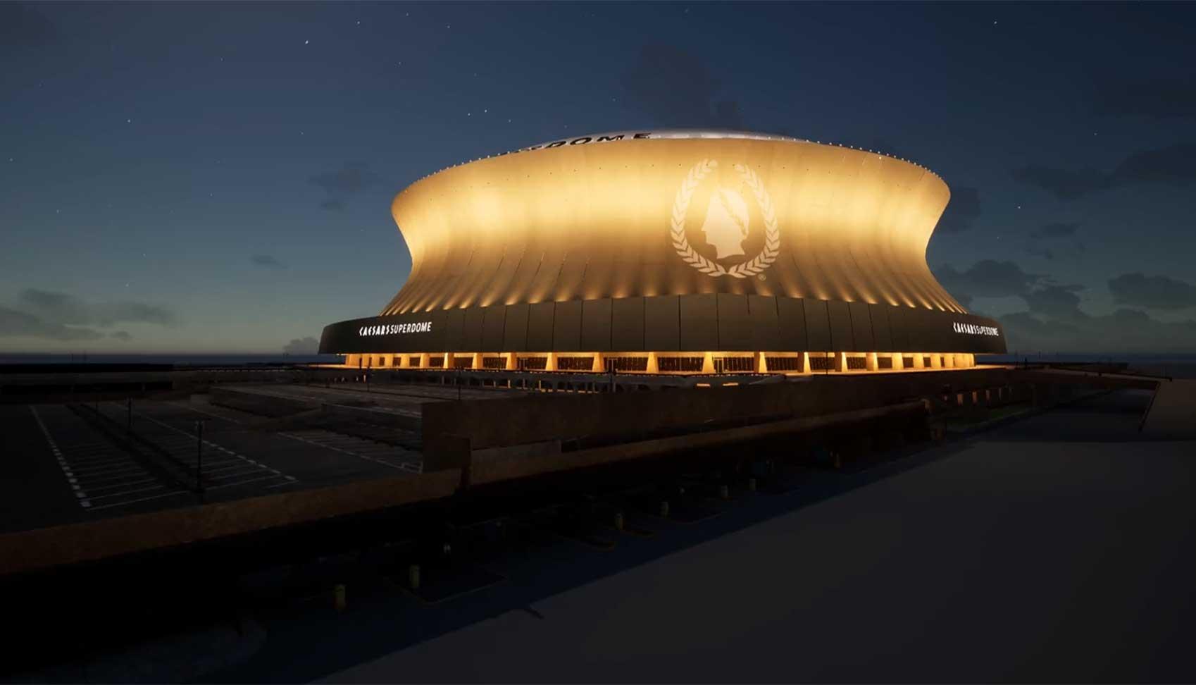 New Orleans Saints and Caesars Entertainment Announce...