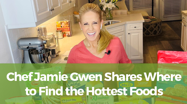 Keeping the Heat Going - Frozen Foods Are Hotter Than Ever...
