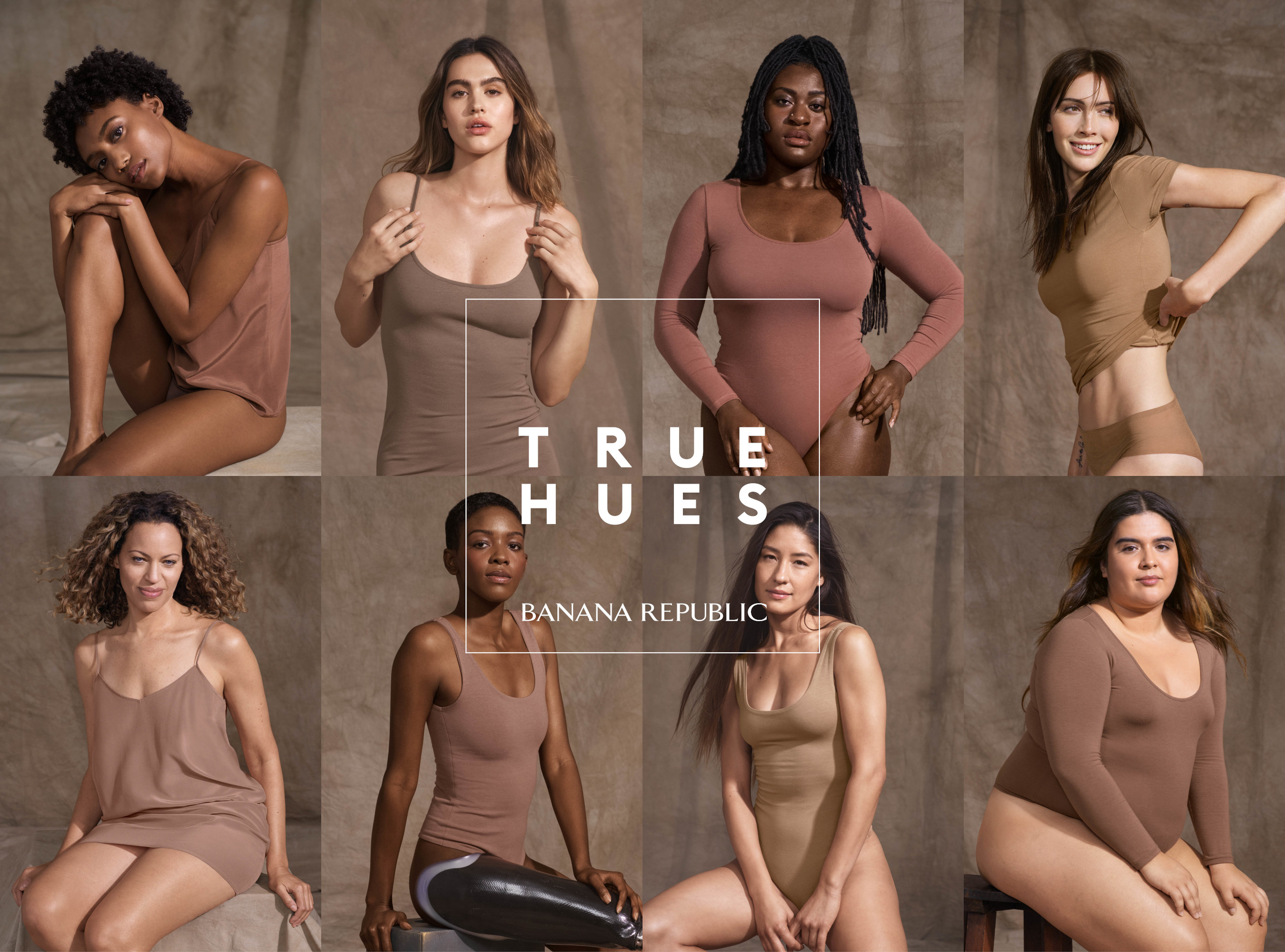 Beginning with Black History Month, Banana Republic's True Hues campaign champions BIPOC talent in front of, and behind, the camera.